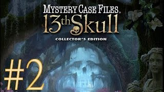 Mystery Case Files:13th Skull Walkthrough part 2