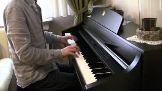 Uzun ince bir yoldayim piano - Asik Veysel
