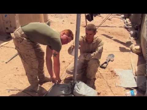 1st Battalion 5th Marines Jump Platoon 2009