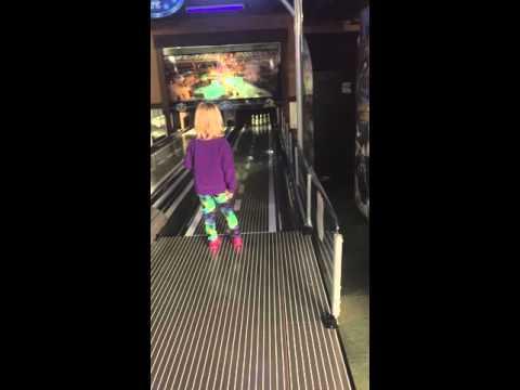 Alaska bowling at masanutten