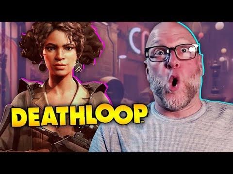 Adam Sessler Reviews Deathloop   X-Play