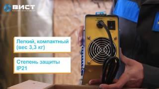Обзор сварочного инвертора MINI ЗВІ-180 и электродов Патріот