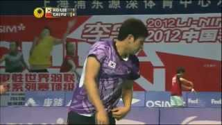 QF - MD - Ko S.H./Lee Y.D. vs Cai Y./Fu H. - 2012 China Open