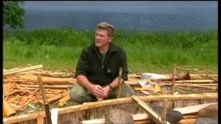 *ray Mears* Birchbark Canoe