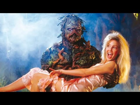 Trailer - THE RETURN OF SWAMP THING (Heather Locklear)