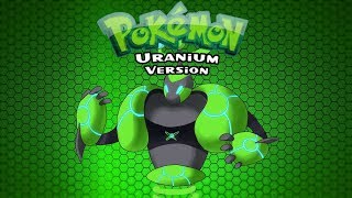 RUINY ELEKTROWNI - Pokemon Uranium Nuzlocke #4 - Na żywo