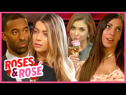 The Bachelor: Roses & Rose: A SHOCKING Self-Exit, Sexy Story Time and Queen Victoria Strikes Again