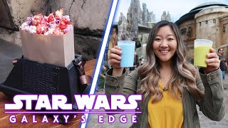 This Is The Ultimate Star Wars: Galaxy's Edge Food Tour