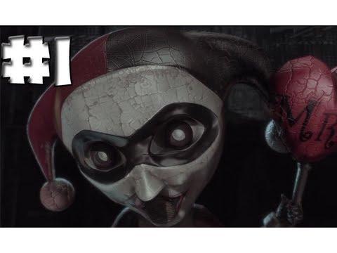 Batman Arkham City Harley Quinns Revenge Gameplay Walkthrough