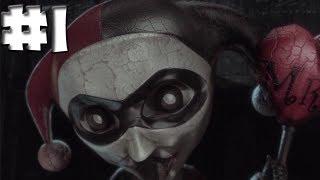 BATMAN Arkham City Harley Quinn's Revenge Gameplay Walkthrough - Part 1 - Enter Robin (Let's Play)