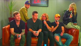 Q&A - OneRepublic Facebook Live Q&A Powered by Straight Up Technologies