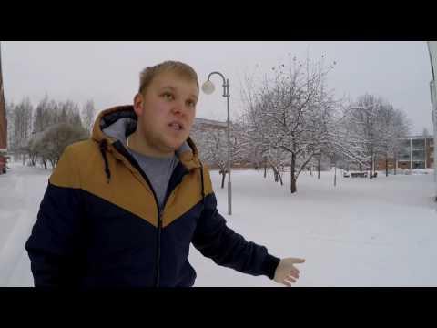 Смотреть Моя квартира в Финляндии. Где живут бедные  финны. онлайн