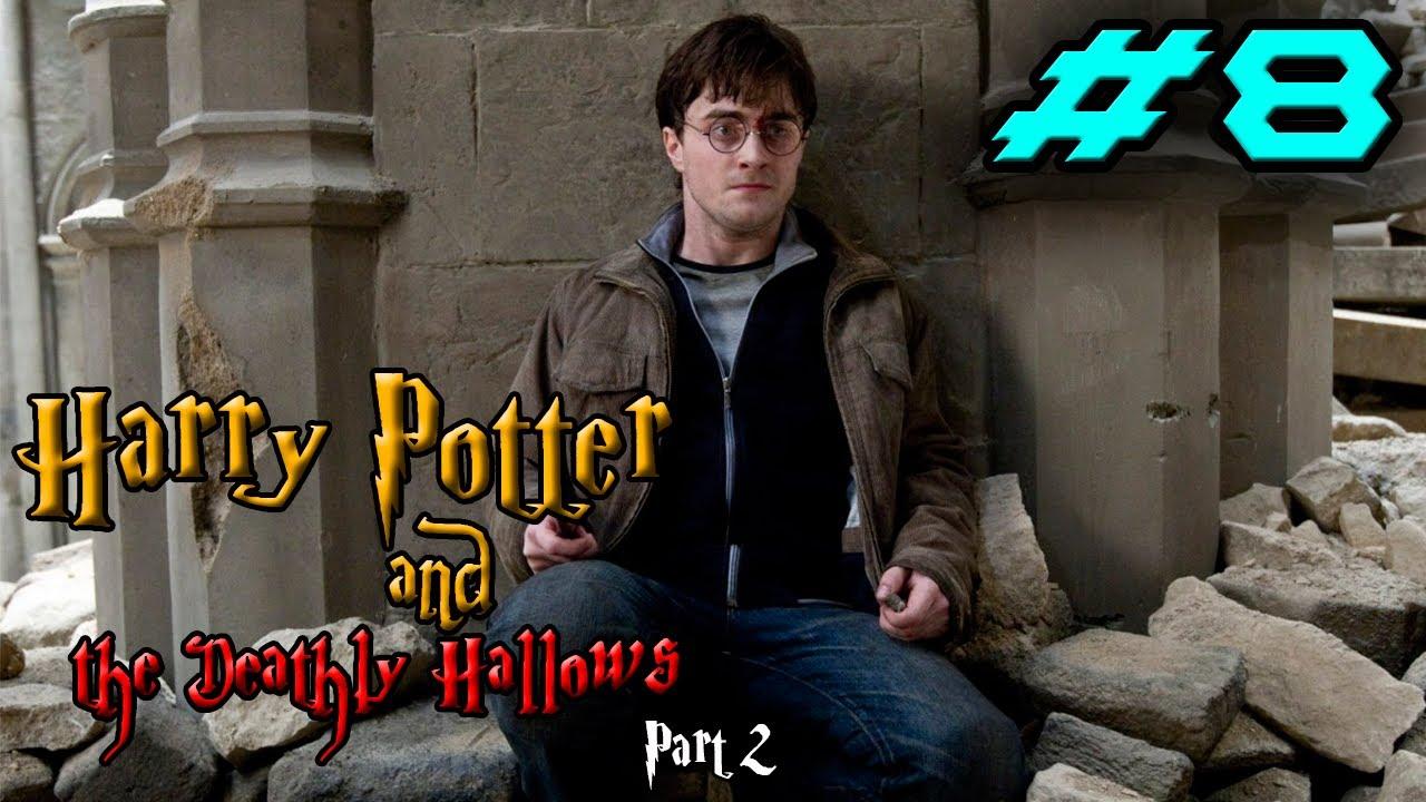 Гарри Поттер и Дары Смерти: Часть 2 - Часть 8 - YouTube
