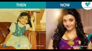 Tollywood Actresses Childhood Pictures