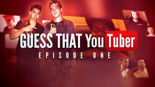 Guess That YouTuber! - EPISODE 1! Thumbnail