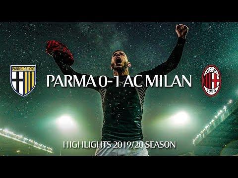 Highlights | Parma 0-1 AC Milan | Matchday 14 Serie A TIM 2019/20