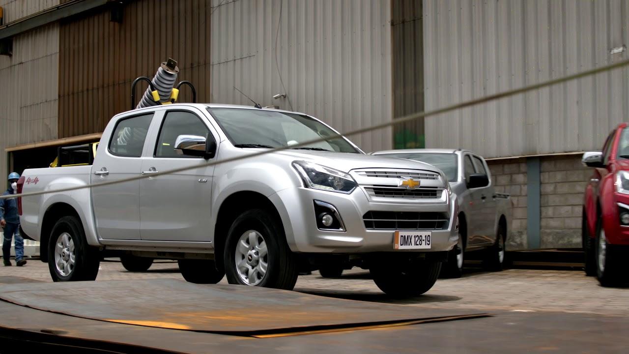 Nueva Chevrolet D