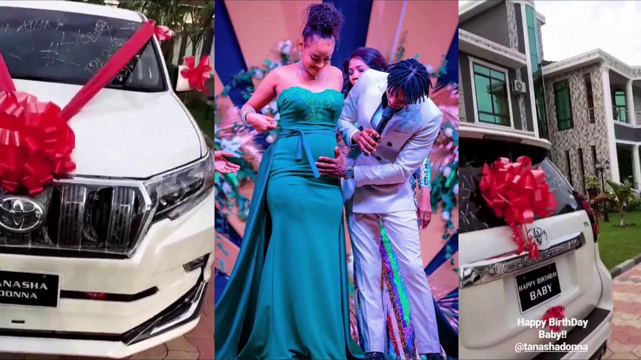 Why Diamond Gifted Tanasha Donna & Mama Dangote New Cars, 10 ...