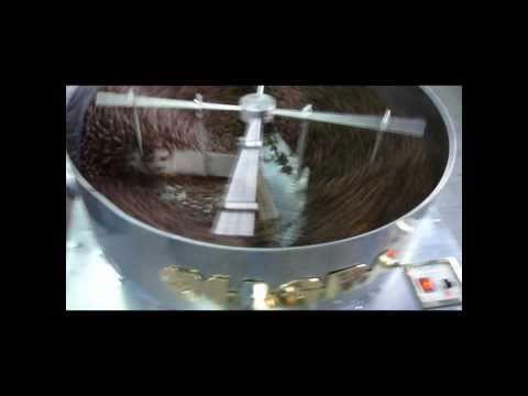 Tostadora para café