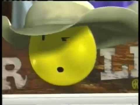 Tv Commercial 1999 Walmart Mr Rollback Man Cowboy Always
