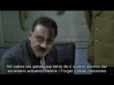 Hitler se entera de que Joey Jordison deja Slipknot Mp3