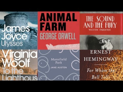 Top 10 Classic English Language Authors