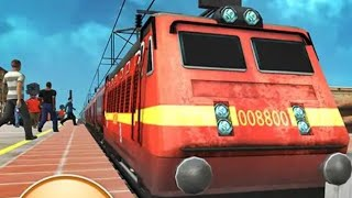 Indian metro train simulator (by timuz games) Android Gameplay FHD