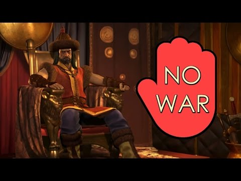 Civ 5 - Crippling Your Opponent With No War