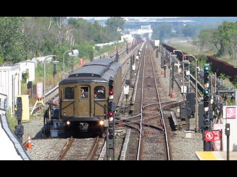 IND Fulton & Rockaway Lines Part 1 of 2