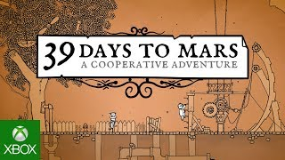 39 Days to Mars – Gameplay Trailer