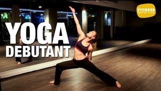 Fitness Master Class - Yoga pour débutant(Le yoga est devenu depuis quelques années l'une des pratiques sportives les plus appréciées par les stars. Ses bienfaits sont nombreux tant au niveau ..., 2012-11-13T10:43:25.000Z)