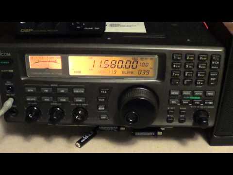 Global 24 radio now back 11580 Khz 0030 UT Saturdays