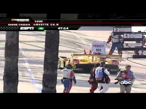 2008 Long Beach Race Broadcast - ALMS - Tequila Patron - ESPN - Racing - Sports Cars
