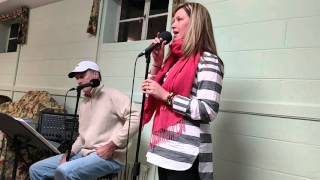 April Bland & Gray Bland (Cover - Look At Me - Alan Jackson/Carrie Underwood)