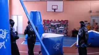 Открытый урок физкультуры показательная тренировка в пейнтбол педагогический колледж