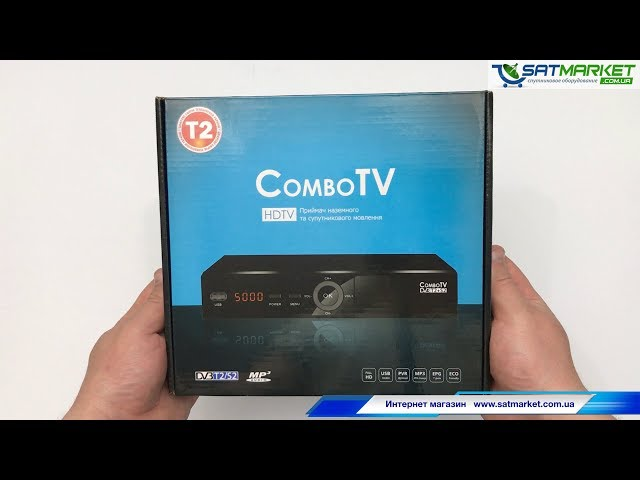 Видео обзор Romsat ComboTV