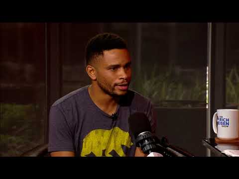 Former NFL AllPro Nnamdi Asomugha Reveals How He Got into Football  The Rich Eisen   82517