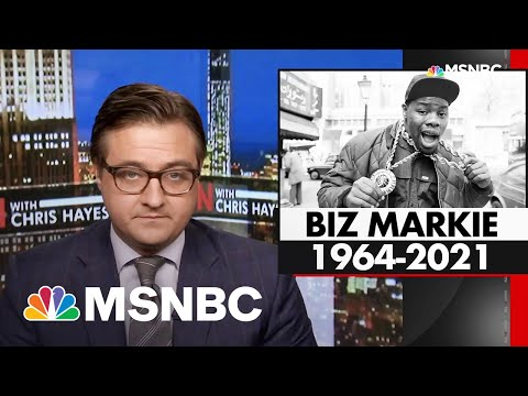 'Racism Kills': Chris Hayes On Biz Markie And The Life Expectancy Gap