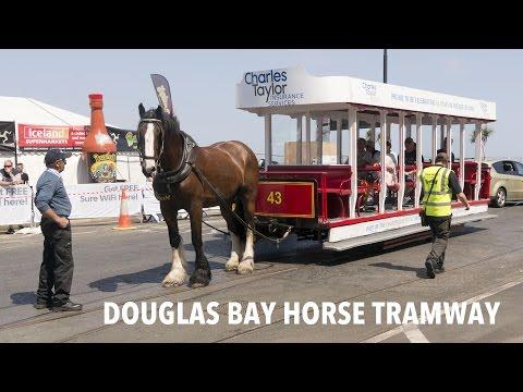 Isle of Man – Douglas Bay Horse Tramway | 5th June 2016