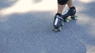 How to Skate Backwards Fast | Roller-Skate