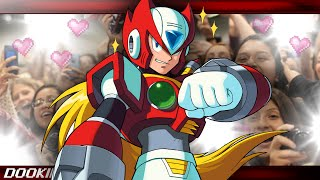 Why is Zero so AWESOME!? • Mega Man May 2016 • [Dookieshed]