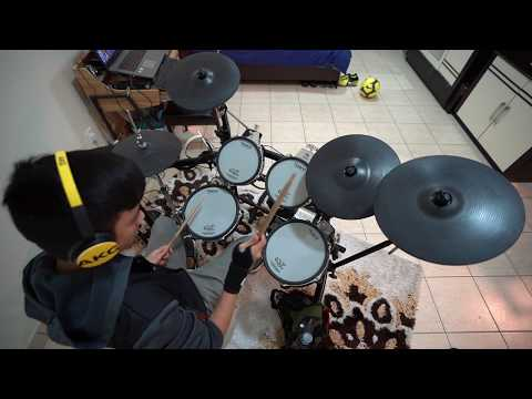 ZUTTO KIMI NO SOBA DE - Flame Of Recca 2nd Ending Theme (Drum cover by XTIAN)