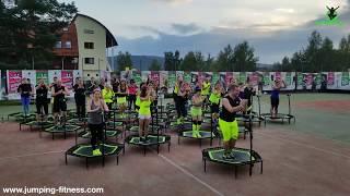 Download La Cintura - Alvaro Soler (Jack Mazzoni remix) - Jumping® Fitness Mp3 and Videos