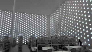 新建築2011年7月号「金沢海みらい図書館」シーラカンスK&H