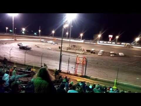 10/1/16 Sycamore Speedway - Spectator Figure 8