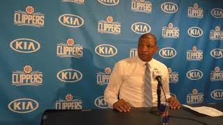 Doc Rivers on loss to Warriors: