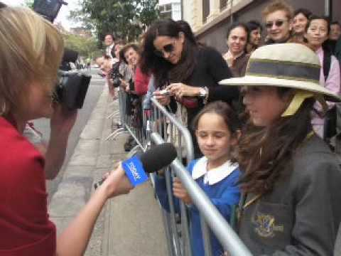 Darlinghurst.Tv Princess Mary Flower Girls Interview