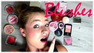 Mädchenkram- Meine Blush - Sammlung Thumbnail