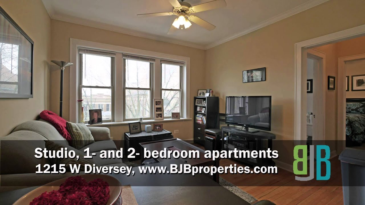 1215 W Diversey Chicago Apartment Tour BJB Properties #2: maxresdefault