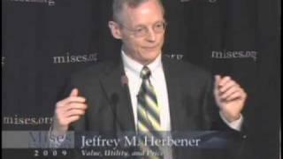 Value, Utility, and Price   Jeffrey M. Herbener
